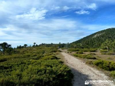 Siete Picos:Senda Herreros,Camino Schmid(Schmidt); excursiones organizadas desde madrid;garganta div